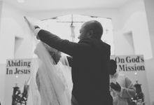 Actual wedding day-Preparation & Solemnisation by Omelett3 Studio