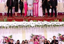 Wanda & Randy Wedding by DINDYA Wedding Organizer
