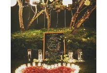 Romantic proposal by Mint Party Planner & Decoration