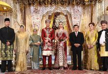 Modern Wedding of Indah and Hazieq by Watie Iskandar Wedding Decoration & Organizer