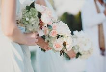 serena and dave by Harperco Events