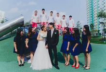When Worlds Collide by Weddings by Touch