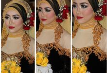 WEDDING AISYAH by NANA Rias Pengantin