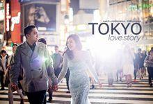 Tokyo Love Story by DiCE Capture