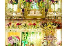 Tema Palembang by Watie Iskandar Wedding Decoration & Organizer