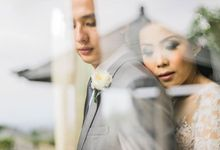 The Wedding of Andre & Priescha by Reo Sinarta by Satu Portraiture