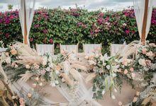Wedding Asheeq & Vira by Bali Izatta Wedding Planner & Wedding Florist Decorator