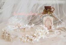 La petite Juliette flower girl by La Belle Juliette