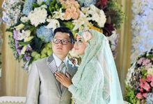 Wedding day riska dan dimas by Jellymotion