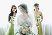 RUSTIC WEDDING BOUQUET by LUX floral design