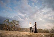Andre & Priescha E-Session by Reo Sinarta by Satu Portraiture