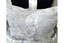 Diamond queen pillow collection by Fashion Pillow Weds