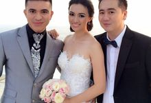 MC Nathania and Monty Wedding by MC Rendy Rustam