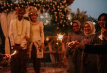 WEDDING OF RIZKY & FAUZIAH by Kayukudecora