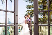 Lenny & Nicholas Wedding Day by Dandelion Studio