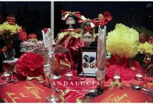 Proposal by Andalucia Party Planner and Decoration