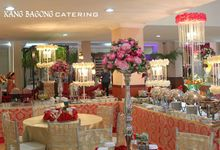 Gold Table Setting by Kang Bagong Catering