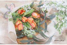 Flower Bouquet by La Bloom Florist