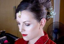 Makeup Portfolio  by Lin Elier NaturalBeauty