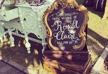 Ronald & Claire by Sugardream Decor