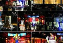 Prismatic party 17th birthday by Mint Party Planner & Decoration