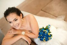 Era & Chet Wedding by Makeup By Laya Guia