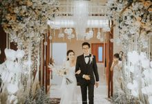 The Wedding of Shandy & Sasa by Kejora Gift & Souvenir