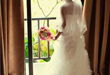 Roy and Nia Wedding by Le Grande Bali Uluwatu
