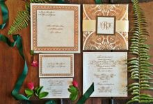 Invitation by Danielle Behar Designs