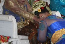 Wedding Pras dan merry by Chandraswari photography