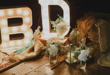 BUDI & DIAN WEDDING by The Bloomingbuds