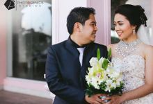Lanie and Angel Wedding by Makeup by Katrina Guzon