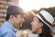 Casual Couple Photography (Harry and Jackyi) by TLGraphy