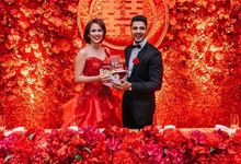 Wedding Proposal of Nita Sofiani and Vin Rana by CDC Corp