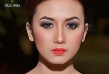 Prewedding by RH Makeup