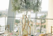 Costello Events Flower Set up by Costello Events Inc