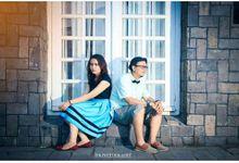 Addy & Nauly Prewedding by INKPHOTOGRAPHY