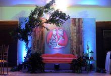 Mac and Zee Wedding by Event Alchemy