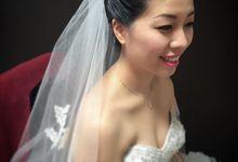 Natural Bridal Hair & Makeup by Melissa  Yeo