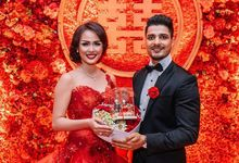 Wedding Proposal of Nita Sofiani and Vin Rana by CDC Corp