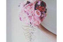 Handbouquet by Maxwell Flower Design