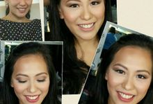 More Airbrushed Fabulous BRIDES by Makeupbykristine