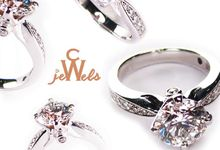 Engagement Rings by CW Jewels