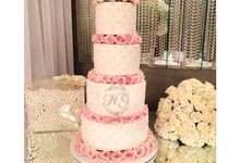 Weddings, Bridal Showers by The Cake Bouttique