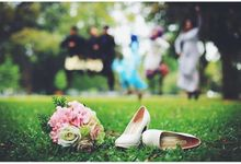 Nazreen + Aini by Azee Photographyical