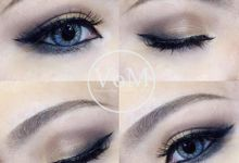 eyes by Veronicaong Makeup