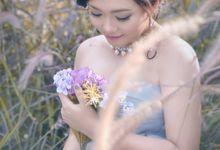 KJJB & PM Prewedding by Zinny Theint Make-up Artistry