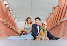 Pre-Wedding Photoshoot in Early Spring by Gathered+Styled