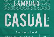 Lampung Robusta by The Casual Coffee
