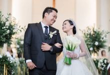 The Wedding of Bernard & Ivy by Ellinorline Gift